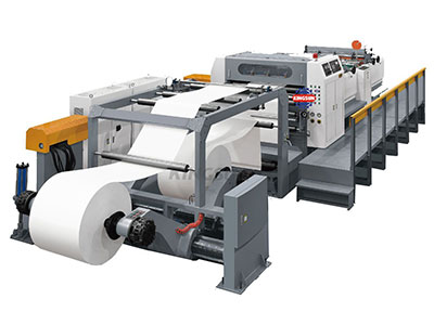 KSM Series Double Rotary Knife Paper Sheeter Machines
