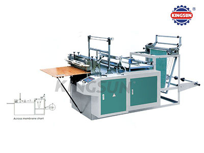FQ Series Computer Control Heat-sealing and Cold Cutting Bag Making Machine