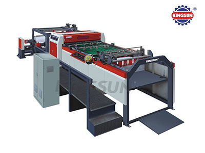 HQJ-E Series Servo Control Rotary Knife Paper Sheeting Machines