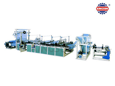 RDL Automatic Draw String Bag Making Machine