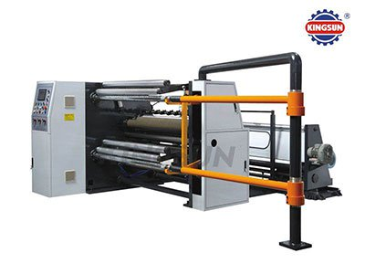 KSFQ-1300E High speed paper or plastic film slitter rewinders