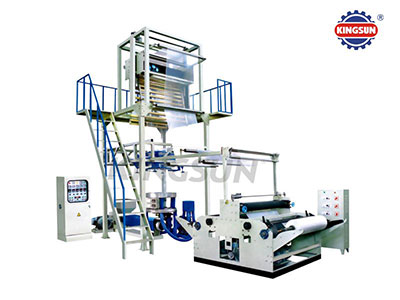 SJ-CM Series Rotary Die Head Film Blowing Machine