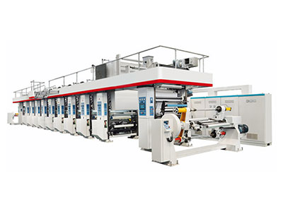 KYJM Series High Speed Rotogravure Printing Machines