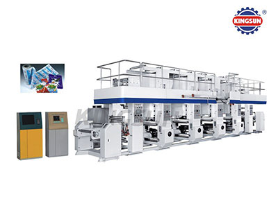 KYJD-800 High Speed Rotogravure Printing Machines