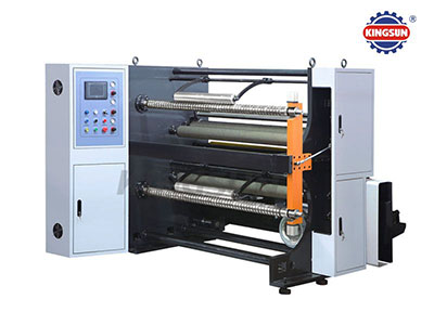 KHQR-A series high speed plastic film slitting rewinding machines