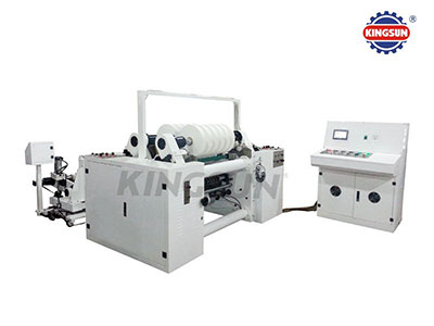 FHQZ-800 High speed Tobacco Paper Slitter Machine