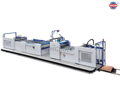 KSW-1050G Model Automatic Thermal Laminator Machine