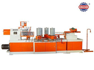 KJT-4D Four Heads Paper Tube Winding Machines