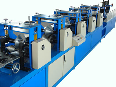KZJ-120C model paper edge protector production line