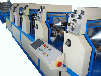 KZJ-120D model paper edge protector machine