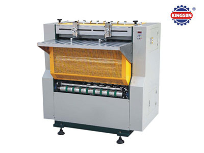 KL-1000-2 Grey Board Scroll Grooving Machines