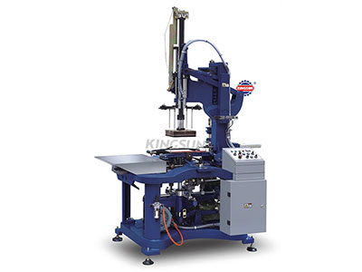 KBF-420 Semi-automatic rigid box forming machine