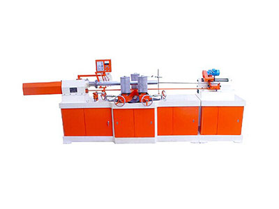 KJ-3D three heads paper core winding machines