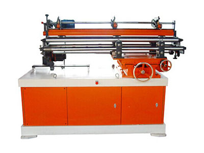 KMC20-300 model paper tube multi-knife cutting system