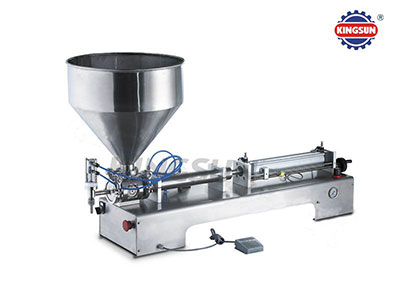 GWGD Series Semi-Automatic Paste Filling Machine