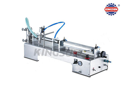 GWYD Series Semi-Automatic Liquid Filling Machine