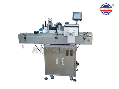 MT-200 Automatic Round Bottle Sticker Labeling Machine
