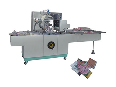 BTB-300C Cellophane overwrapping machine