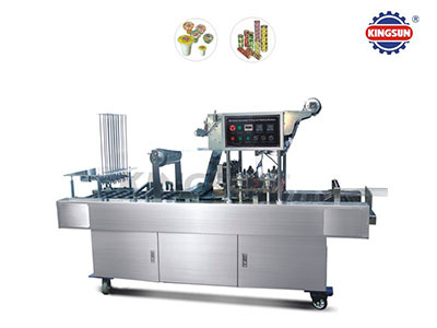 BG-A Series Automatic Cup Fill-Seal-Cut Machine