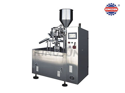 NF-60 Semi-automatic Metal Tube Filling & Sealing Machine