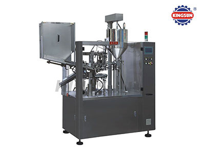 NF-100A Fully Automatic Tube Filling & Sealing Machine
