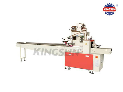 DXDP Series Automatic Pillow Packing Machines