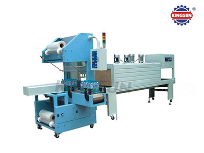 TF6540+ BS5540L Automatic Sleeve Sealing Machine + Shrink Packing Machine