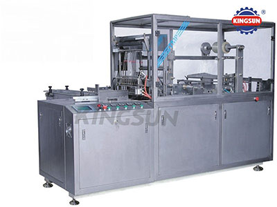 TMP-300D/400D Automatic Cellophane Over-wrapping Machine