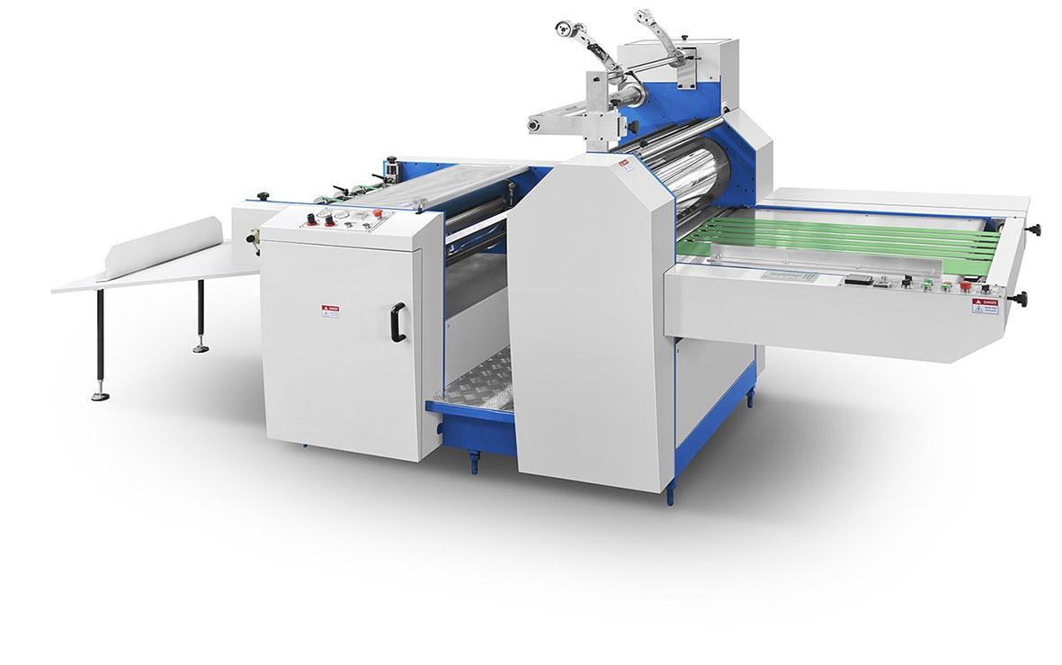 KFMB-720/920/1200L Semi-automatic Thermal Laminator Machine