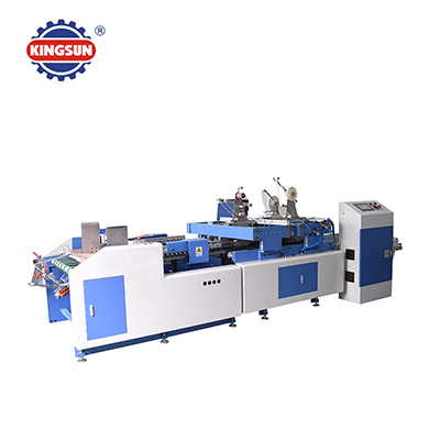 KST-850 Automatic Double Side Adhesive Tape Application Machine