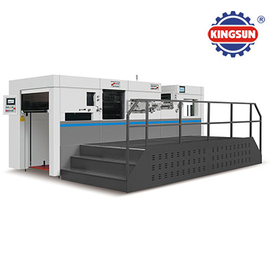 KMHK-1050 Series Automatic Die Cutting Machine  with Stripping