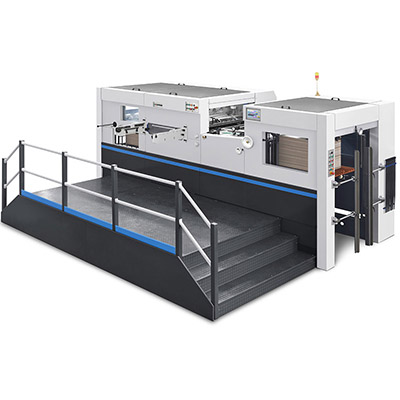KMHC-1060 Automatic Flatbed Die Cutting Machine