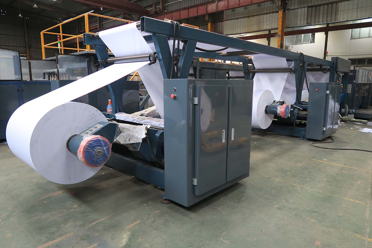KCP-A4 Series High Speed A4 Paper Machine